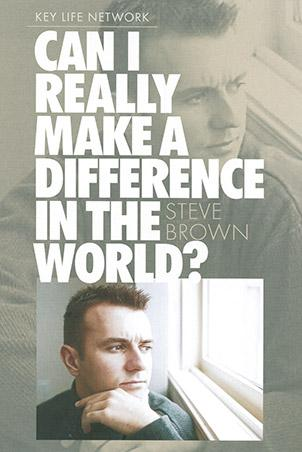 Can I Really Make a Difference in the World?
