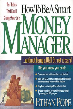 How to Be a Smart Money Manager