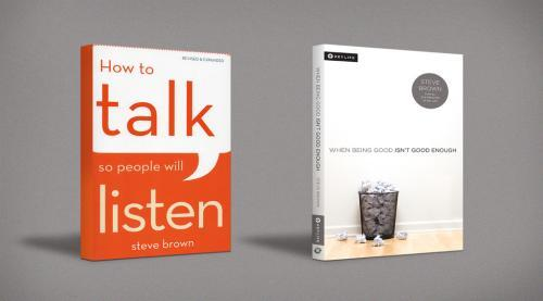 How To Talk/When Being Good Book Combo
