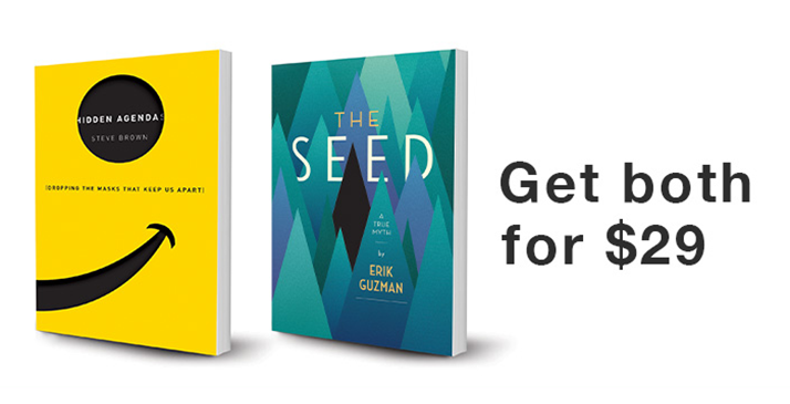 Get The Seed and Hidden Agendas together for only $29